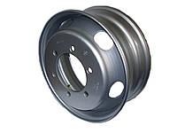 Диск STAHLRADER R17.5 6x205 DIA161, грузовые диски на Эталон, Мерседес, прямые отверстия