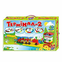 Конструктор Техно Терминал-2 1240
