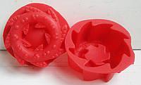 Форма для мыла Венок 7 см , 1 шт