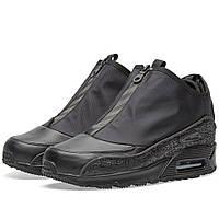 Оригинальные  кроссовки Nike Air Max 90 Utility Black & Dark Grey
