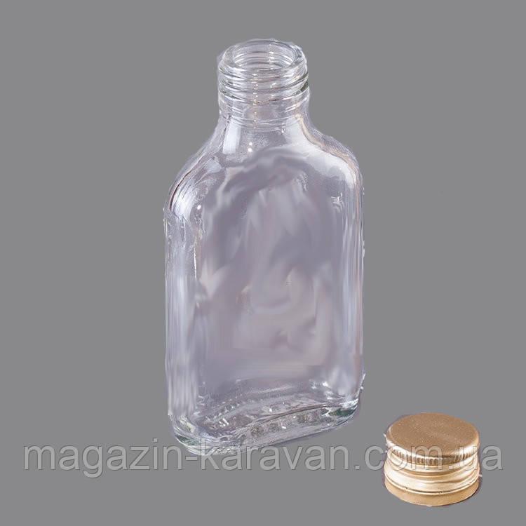 Бутылка стеклянная 100 мл ( в упаковке 45 шт)