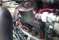 Извлекаем форсунки Опель Виваро, Рено Трафик и др. F9Q с объемом двигателя 1,9dci