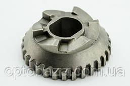 Ответная часть шестерни косые шлицы для электропил, фото 2