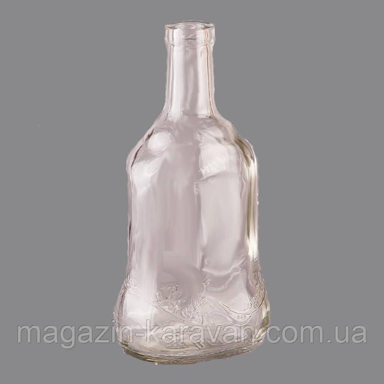 """Бутылка """"Бренди"""" 0.5л"""