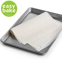 Бумага пергамент силиконизированный для выпечки EasyBake в листах 40 х 60 см / 500 шт