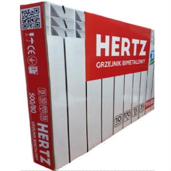 Биметаллический радиатор 500 Hertz