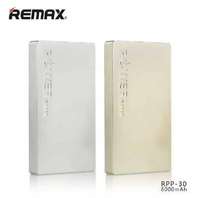 УМБ Remax Alloy RPP-30 Power Bank 6000 mAh, фото 2
