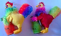 Мягкая игрушка Петух Копилка 22 см А3-018/22 Китай