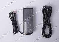 Блок питания Lenovo 20V, 4.5A, 90W, USB+pin (Square 5 Pin DC Plug), black + сетевой кабель питания