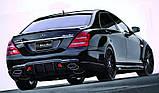Комплект обвеса WALD на Mercedes S-Сlass W221 (2005-2013), фото 9