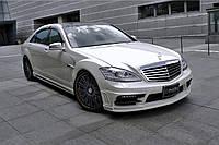 Комплект обвеса WALD на Mercedes S-Сlass W221 (2005-2013)