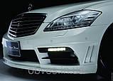 Комплект обвеса WALD на Mercedes S-Сlass W221 (2005-2013), фото 7