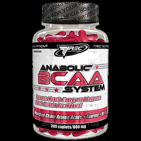 Anabolic BCAA System - 300 капсул