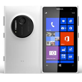 Смартфон Nokia Lumia 1020 (White)