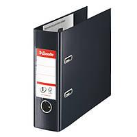 Банковская папка-регистратор Esselte No.1 Power,  75 мм, черный468970