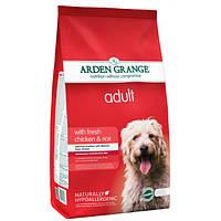 Arden Grange Adult Dog Chicken & Rice 12кг - корм для взрослых собак с курицей и рисом