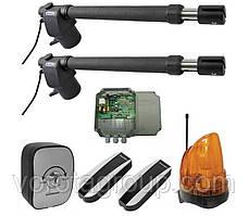 Автоматика для розпашних воріт DoorHan SW-2500KIT (комплект)