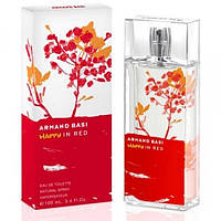 Armand Basi in Happy Red EDT 100 ml (лиц.)