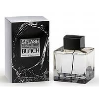 Antonio Banderas Splash Black Seduction EDT 100 ml (лиц.)