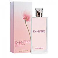 Yves Rocher Evidence L'Eau de parfum EDP 50 ml (лиц.)