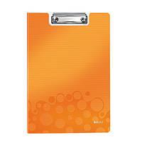 Папка-планшет WOW, оранжевый металлик41990044