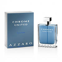 Azzaro Chrome United edt 100 ml (лиц.)