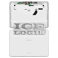 Корпус для планшета Samsung P7500 Galaxy Tab, белый, (версия 3G)