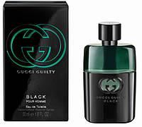 Gucci Guilty Black Pour Homme edt 90 ml (лиц.)