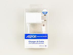 Aspor A801 MicroUSB, фото 3