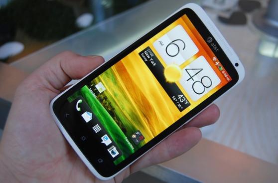 Сенсорный дисплей для смартфона