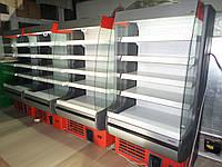 Холодильная витрина Росс-Modena б у, витрина холодильная б у, холодильные витрины б у, холодильный стеллаж б у, фото 1