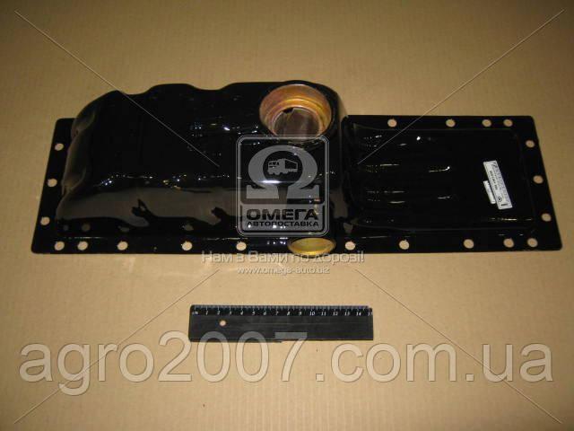70У-1301055 Бак радиатора МТЗ 80, Т 70 верхний (латунь)
