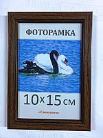 Фоторамка пластиковая 10х15, рамка для фото 165-24