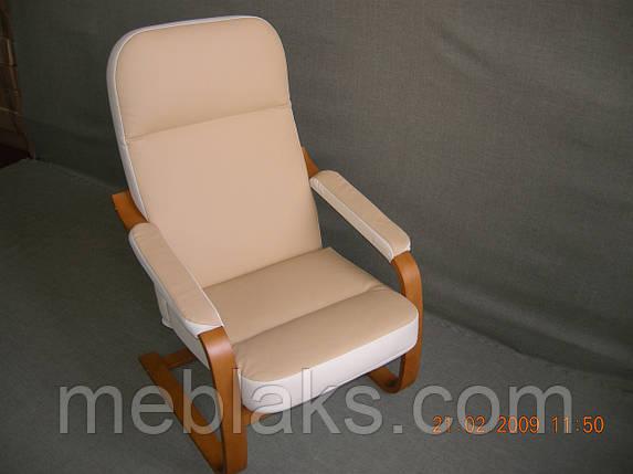 "Кресло-качалка ""Комфорт"" в гостинную, фото 2"