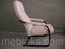 """Кресло-качалка """"Комфорт с подлокотниками"""" в гостинную"""