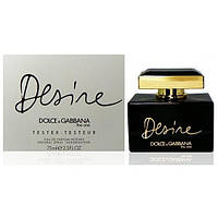 Dolce&Gabbana The One Desire edp 75ml TESTER