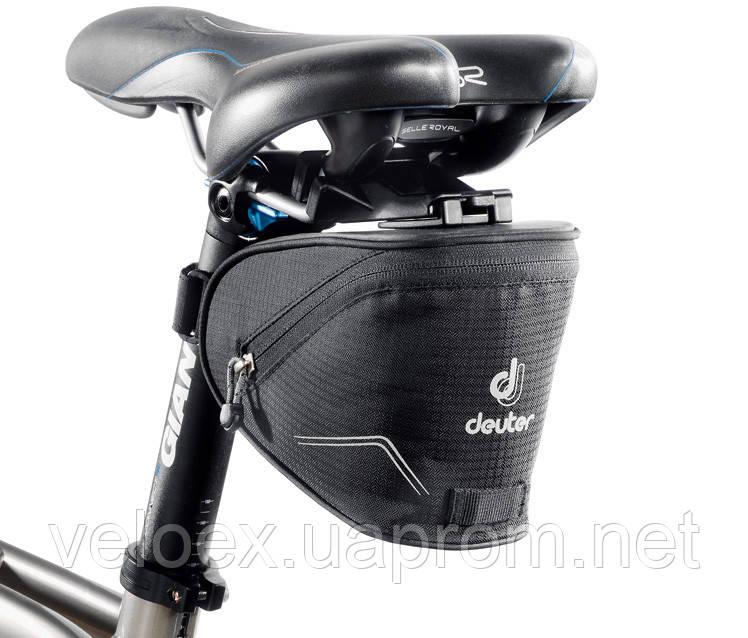 12fc9e395be6 Подседельная сумка Deuter Bike Bag III, цена 621 грн., купить в  Северодонецке — Prom.ua (ID#421421521)