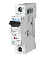 Автоматический выключатель PL4 C 1п 63A Moeller (Eaton)