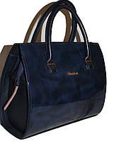 Сумка женская классическая Fashion  лакированная 552901-3