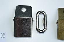 Блэк никель Регулятор для блейзера металлический (бейсболка)