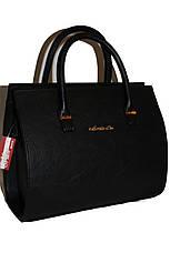 Сумка женская классическая Fashion  гладкая 552901-6, фото 3