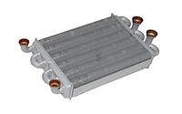 Теплообменник битермический Immergas Nike/Eolo Star 24 3 E. (Клипса)  размер рабочей части ― 225 х180 мм