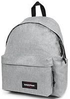 Рюкзак 24 л. EastPak - Padded Stash'R Sunday Grey  EK06A363 Серый