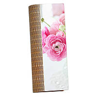 Шкатулка-пенал Розовые лютики, фото 1