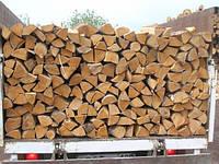 Дубовые дрова сухие
