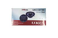Коаксиальные круглые двухполосные автоколонки 13 см UKC-1373E 240W, 2 штуки, 4 Ом