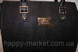 Сумка женская классическая Fashion  гладкая 55301-1, фото 3