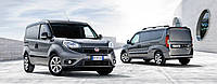 Ветровики для Fiat Doblo Cargo 5d