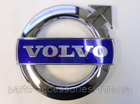 Эмблема значок в решетку радиатора Volvo S40 2008-2012 новая оригинальная