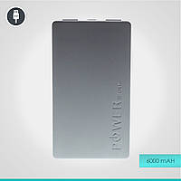 УМБ Remax Alloy RPP-30 Power Bank 6000 mAh
